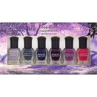 Deborah Lippmann Professional Mini Nail Lacquer Set - Natural Mystic (6 X 8ml) (11517)