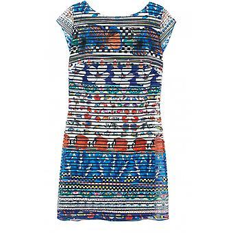 Desigual Tropischen Print Kleid Fiona