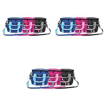 StableKit Grip Grooming Bag Set