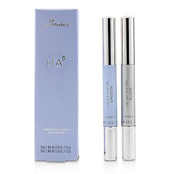 Ha5 glatte & plump Lippensystem 221661 2x1.5g/0.05oz