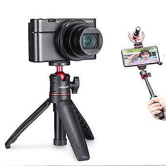 Ulanzi mt-08 mini extendable adjustable photography bracket stand camera dslr slr phone vlog holder mount tripod