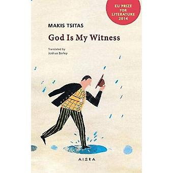 God Is My Witness by Makis Tsitas - 9786185048969 Book