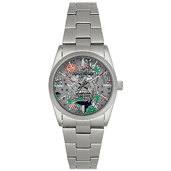 Watch Zadig & Voltaire ZVF416 - steel Silver Dial gray woman