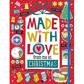Made with Love from Me at Christmas by Make Believe Ideas - 978178893
