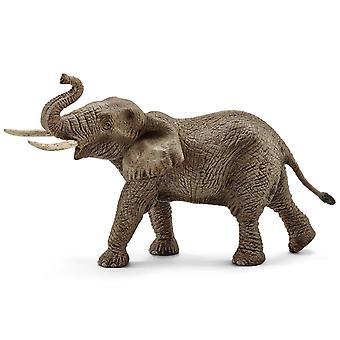 Schleich Afrikkalainen Elephant Mies Hahmo