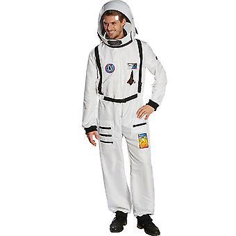 Astronauta mężczyzn kostium spaceman karnawał kosmonauta