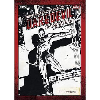 David Mazzucchelli's Daredevil Born Again Artisan Edition by David Ma