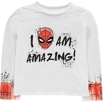 Character Long Sleeve T Shirt Boys