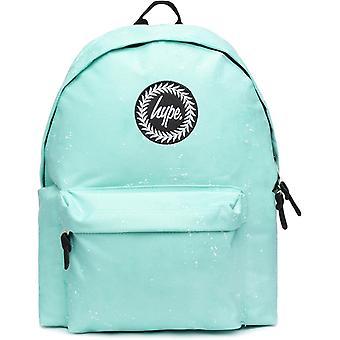 Hype Speckle backpack Borsa Menta 65