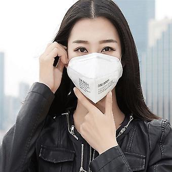 1-pack 3m 9001 Mouthguard Obličejová maska Respirátor Kn90