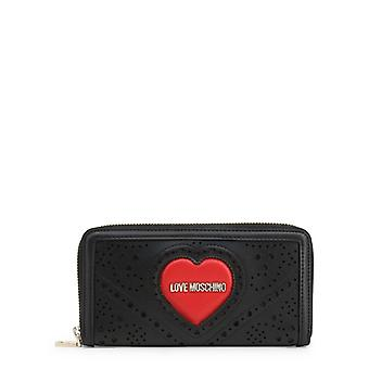 Woman synthetic leather coin purse with coin purse with credit card holder lm11031