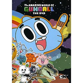 The Amazing World of Gumball: The DVD [DVD] USA import