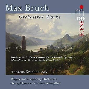 Orchestral Works [CD] USA import