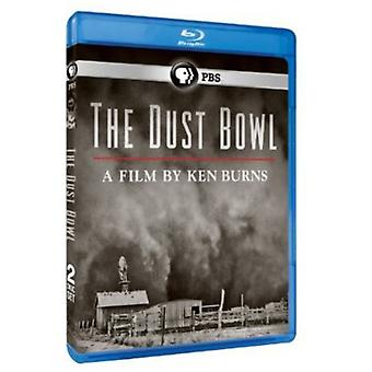 Ken Burns - Dust-Bowl [BLU-RAY] USA import