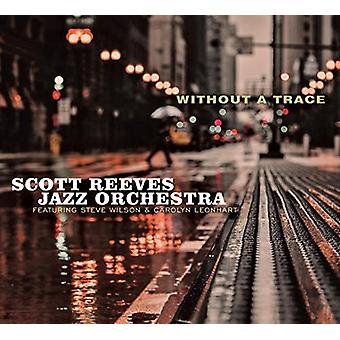 Scott Reeves - Without a Trace [CD] USA import