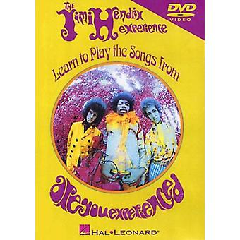 Jimi Hendrix - Learn to Play the Songs From Are You Experienced [DVD] USA import