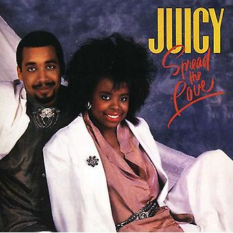 Juicy - Spread the Love [CD] USA import
