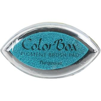 Clearsnap ColorBox Pigment Ink Cat's Eye Turquoise