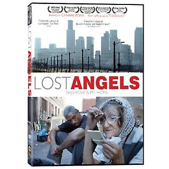 Lost Angels: Skid Row Is My Home [DVD] USA import