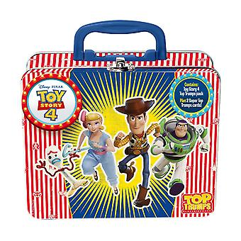 Toy Story 4  Top Trumps Card Game Collectors Tin