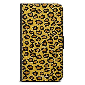 Bjornberry Wallet Case LG G5 - Leopard