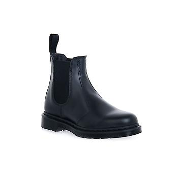Dr martens 2976 mono black smooth boots / boots
