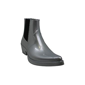 Calvin Klein Jeans Mens Cole Rubber Pointed Toe Ankle Fashion Boots