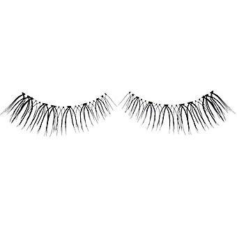 Bliss False Eyelashes - #801 / Black - Elegant 3D Effect Luscious Lashes