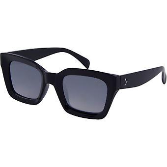 Sunglasses Women's trend rectangular black (4115)