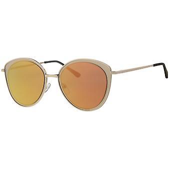 Sunglasses Women's Femme Kat. 3 silver/orange (L5120)