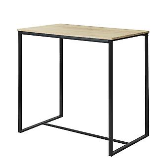 SoBuy OGT26-N bar table high table bar counter dining table industrial design