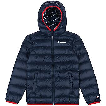 Champion Kids Winter Jacket Hooded 305476
