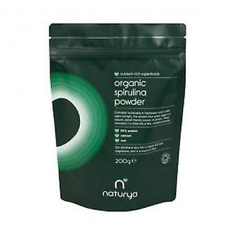 Naturya - Organic Spirulina Powder 100g