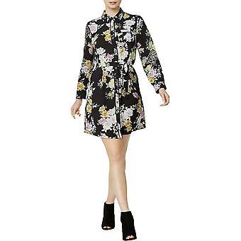 Maison Jules | Floral-Print Shirt Dress