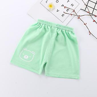 Summer Baby Cartoon Fashion Shorts - Pure Cotton Boy Girl Beach Casual Pants