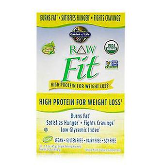 Garden of Life Gol - Raw Fit Protein, 10 Packets