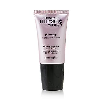 Ultimate miracle worker fix facial serum roller uplift & firm 255203 30ml/1oz