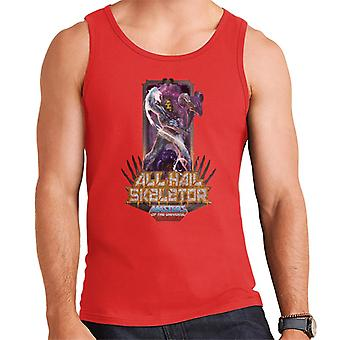 Universumin mestarit Kaikki Hail Skeletor Men's Vest