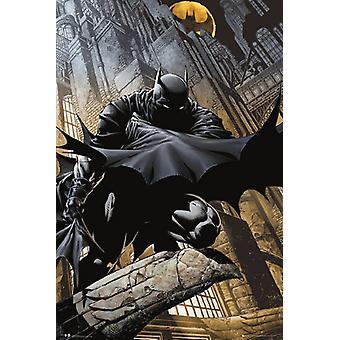 Batman - Night Stalker cartel cartel imprimir