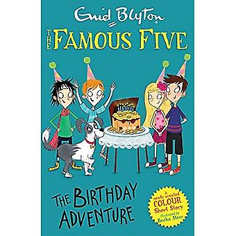Famous Five Colour Short Stories: The Birthday Adventure (Famous Five: Short Stories)