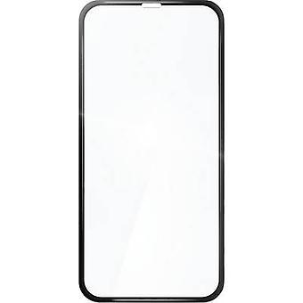 Protezione schermo Hama 3D-Full-Screen Glass compatibile con: Apple iPhone 12, Apple iPhone 12 Pro 1 pc