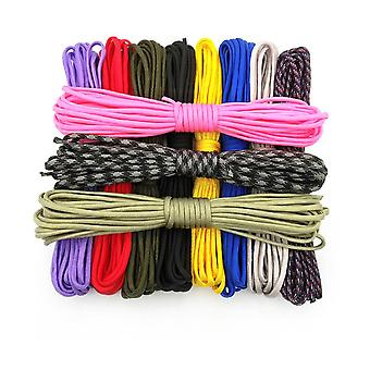 550-parachute Cord Lanyard-rope Mil Spec Type-iii 7 Strand For Climbing/camping
