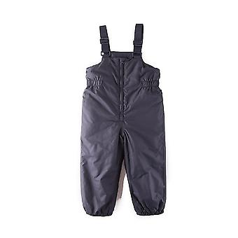 Ski Pants Winter Suspender, Snow Overall Kids, Water/windproof Warm Padded