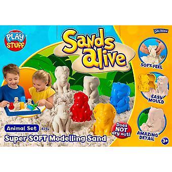 John Adams Sands Alive Animal Set