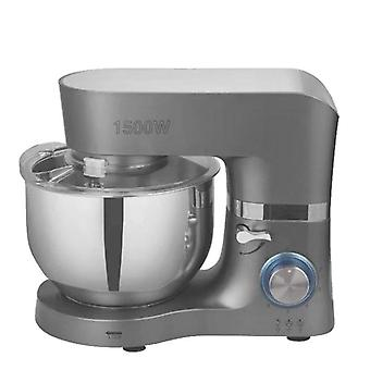 Dough Mixer Household Electric Food Mixer 5.5l Egg Cream Salad Beater Cake