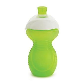 Munchkin clic cerradura masticar sippy taza 296 ml verde