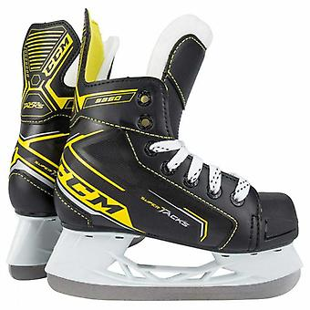 CCM Super Tacks 9350 skates Youth Bambini sanded and ready to go