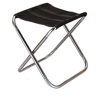 Outdoor Folding Chair Camping Aluminum Fishing Bbq Portable Seat