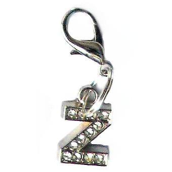 A-z Kristall Buchstaben Haustier Charms