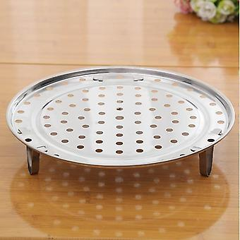 1 pc multifunctional cookware din oțel inoxidabil Steamer Rack